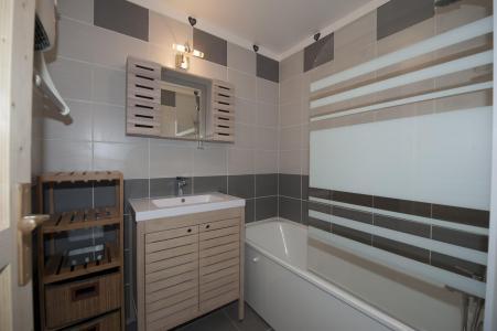 Location au ski 2 Appartements 3 pièces 8 personnes communicant (344) - Residence Biellaz - Les Menuires