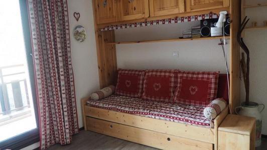 Location au ski 2 Appartements 3 pièces 8 personnes communicant (344) - Residence Biellaz - Les Menuires - Kitchenette