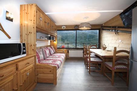 Location au ski 2 Appartements 3 pièces 8 personnes communicant (344) - Residence Biellaz - Les Menuires - Salle d'eau