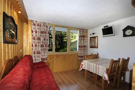 Location au ski Studio 4 personnes (407) - Residence Boedette - Les Menuires
