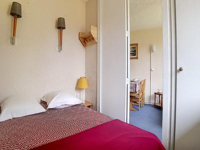 Rent in ski resort 2 room apartment 4 people (224) - Résidence Boedette D - Les Menuires - Apartment