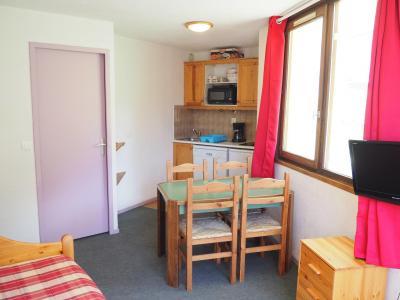 Location au ski Studio cabine 4 personnes (514) - Résidence Boedette D - Les Menuires