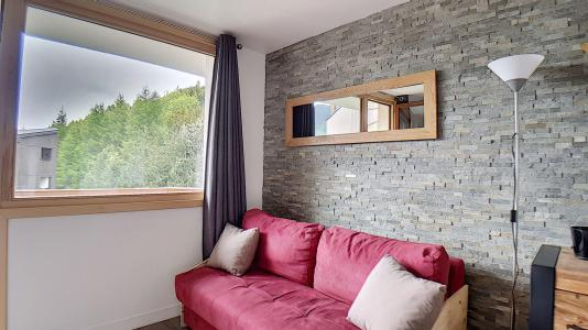 Rent in ski resort Studio sleeping corner 4 people (0623) - Résidence Boedette D - Les Menuires