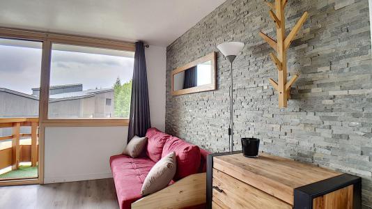 Location au ski Studio coin montagne 4 personnes (0623) - Résidence Boedette D - Les Menuires