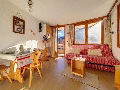 Location au ski Studio cabine 4 personnes (134) - Résidence Boedette D