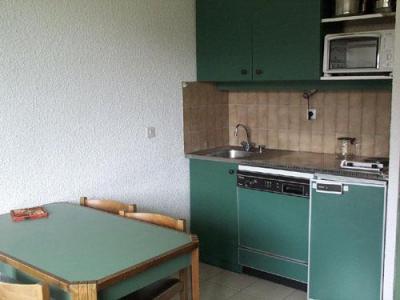 Location au ski Studio 4 personnes (232) - Residence Boedette - Les Menuires - Kitchenette