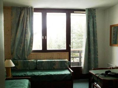 Location au ski Studio 4 personnes (517) - Residence Boedette - Les Menuires - Coin séjour