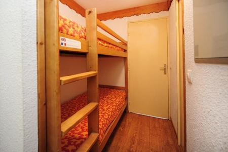 Location au ski Studio 4 personnes (517) - Residence Boedette - Les Menuires - Lits superposés
