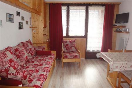Location au ski Studio 4 personnes (802) - Residence Boedette - Les Menuires - Banquette