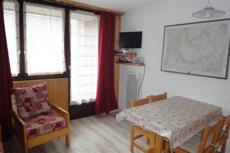 Location au ski Studio 4 personnes (802) - Residence Boedette - Les Menuires - Séjour