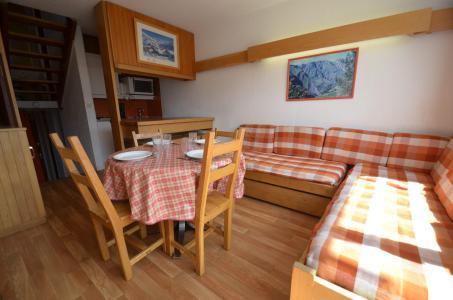 Location au ski Appartement triplex 3 pièces 8 personnes (835) - Residence Challe - Les Menuires