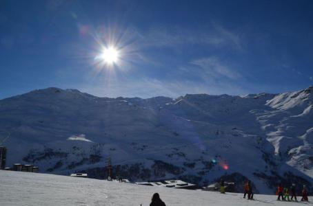Location au ski Studio 3 personnes (330) - Résidence Challe - Les Menuires