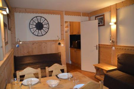 Location au ski Studio 3 personnes (11) - Résidence Charmette - Les Menuires - Appartement