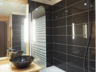 Location au ski Appartement 2 pièces cabine 5 personnes (020) - Residence Chaviere - Les Menuires - Intérieur