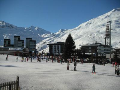Location au ski Résidence Chavière - Les Menuires