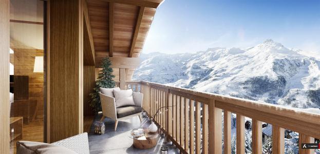Location Les Menuires : Residence Club Mmv Le Coeur Des Loges hiver