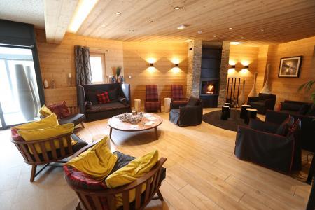 Rent in ski resort Résidence Club MMV le Coeur des Loges - Les Menuires - Reception