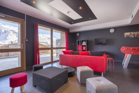 Rent in ski resort Résidence Club MMV le Coeur des Loges - Les Menuires - Inside