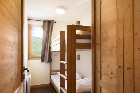 Rent in ski resort Résidence Club MMV le Coeur des Loges - Les Menuires - Cabin