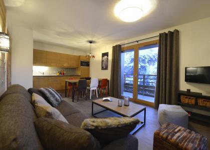 Location 8 personnes Appartement 4 pièces 8 personnes (Espace) - Résidence Club MMV le Coeur des Loges