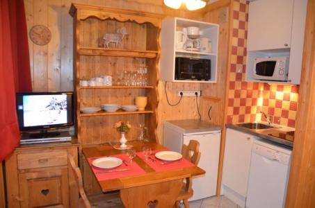 Location au ski Studio 2 personnes (644) - Residence Combes - Les Menuires