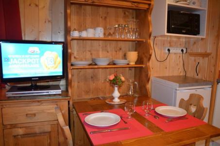 Location au ski Studio 2 personnes (644) - Residence Combes - Les Menuires - Appartement