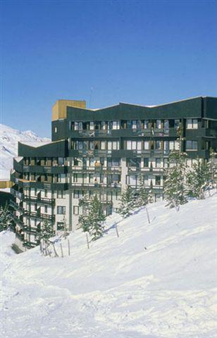 Location au ski Résidence de Boedette - Les Menuires