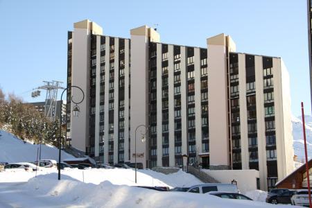 Ski en janvier Residence De Caron