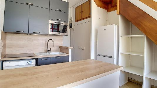 Rent in ski resort 4 room apartment 8 people (702) - Résidence de Caron - Les Menuires