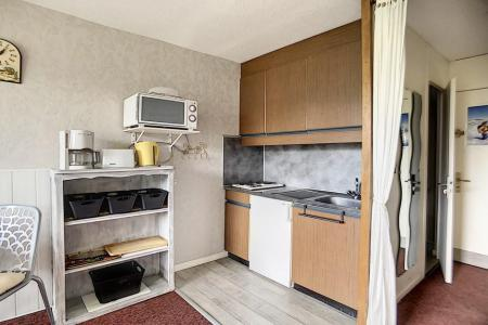 Rent in ski resort Studio 3 people (1315) - Résidence de Caron - Les Menuires