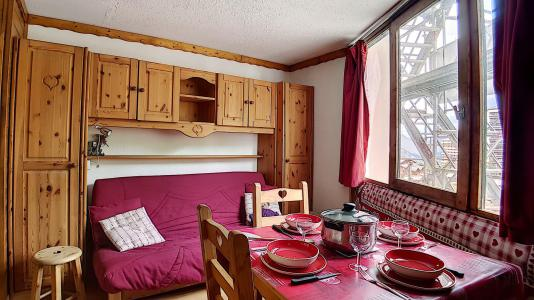 Rent in ski resort 2 room apartment 4 people (322) - Résidence de Caron - Les Menuires