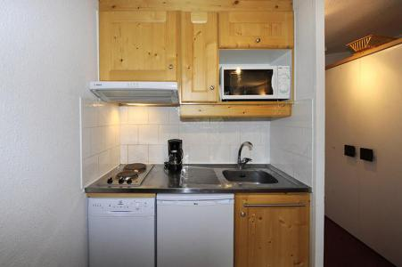 Rent in ski resort Studio 3 people (614) - Résidence de Caron - Les Menuires