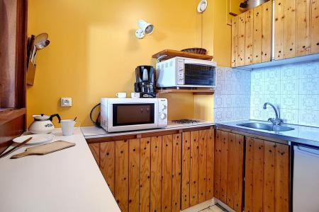 Rent in ski resort 2 room apartment 5 people (AL0703) - Résidence des Alpages - Les Menuires - Coffee table