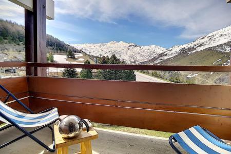 Rent in ski resort 2 room apartment 6 people (AL0404) - Résidence des Alpages - Les Menuires - Bedroom