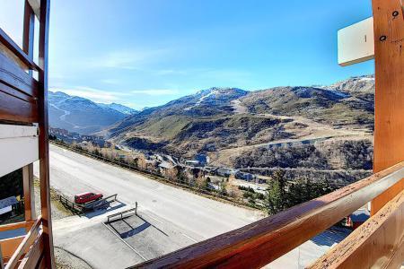Rent in ski resort Studio 3 people (602) - Résidence des Alpages - Les Menuires
