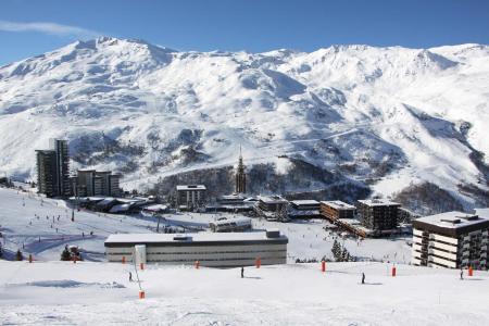 Location au ski Residence Des Dorons - Les Menuires