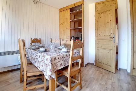 Rent in ski resort 2 room apartment 5 people (330) - Résidence des Origanes - Les Menuires - Bath-tub