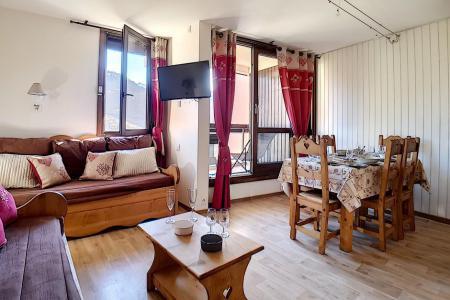 Rent in ski resort 2 room apartment 5 people (330) - Résidence des Origanes - Les Menuires