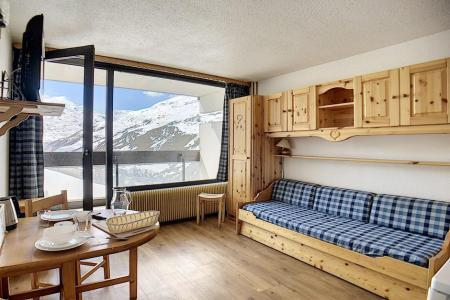 Rent in ski resort Studio 2 people (602) - Résidence Dorons - Les Menuires
