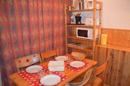 Location au ski Appartement 2 pièces 4 personnes (306) - Résidence Gentianes - Les Menuires
