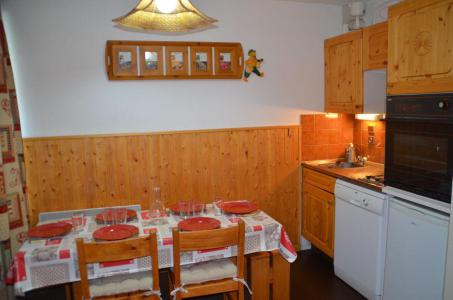 Location au ski Appartement 2 pièces 4 personnes (114) - Residence Gentianes - Les Menuires - Séjour
