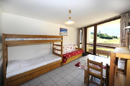 Location au ski Studio 3 personnes (0609) - Residence Grande Masse - Les Menuires - Séjour