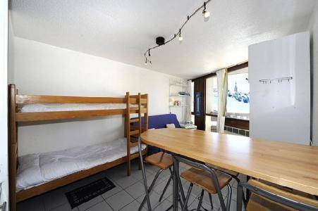 Location au ski Studio 3 personnes (610) - Residence Grande Masse - Les Menuires - Lits superposés