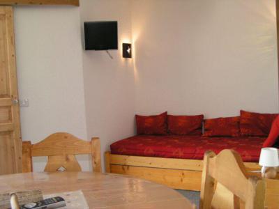 Location au ski Appartement 2 pièces 5 personnes (67) - Residence L'armoise - Les Menuires - Lit double