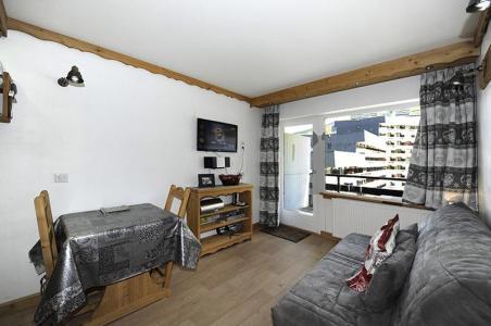 Location au ski Studio 2 personnes (056) - Residence L'oisans - Les Menuires - Séjour