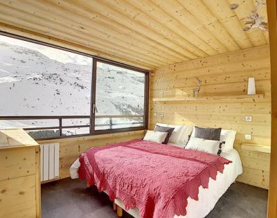Location Les Menuires : Résidence la Biellaz hiver