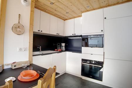 Rent in ski resort 3 room apartment cabin 8 people (61) - Résidence la Biellaz - Les Menuires