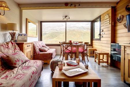 Rent in ski resort Studio sleeping corner 4 people (54) - Résidence la Biellaz - Les Menuires - Kitchenette