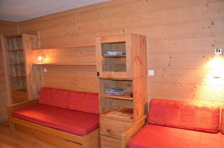 Location au ski Appartement 2 pièces 5 personnes (607) - Résidence la Grande Masse - Les Menuires - Séjour
