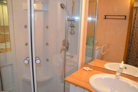 Location au ski Appartement 3 pièces mezzanine 8 personnes (1009) - Résidence la Grande Masse - Les Menuires - Cuisine